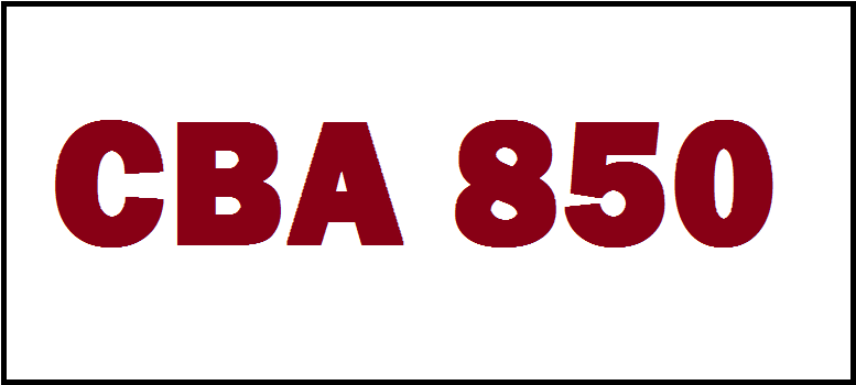 CBA850 Branch Adapter